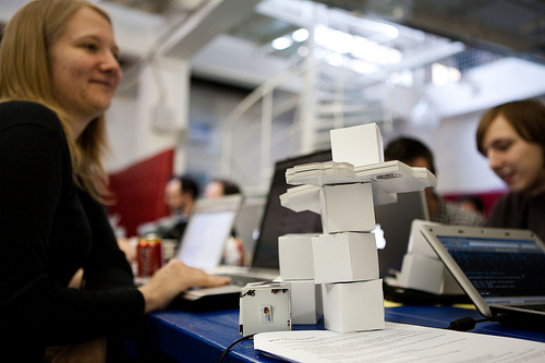 StoryCubes at Culture Hack Day